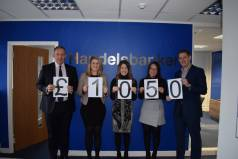 Arnison Heelis supports local networking group in fundraiser for Eden Valley Hospice